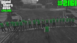 GTA 5 ONLINE Spaziergang auf der Grovestreet #2161 Let`s Play GTA V Online PS4 2K