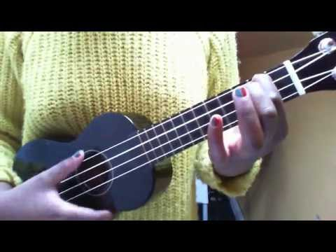 Christian Worship songs on the Ukulele Hosanna and How great is our God