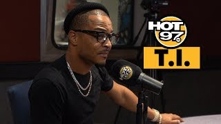T.I. On Kanye West's Sunday Service, Candace Owens, Bernie 2020, & National Day Of Outrage