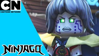 LEGO Ninjago: Masters of Spinjitzu | S2E13 | Ninjago Condidential