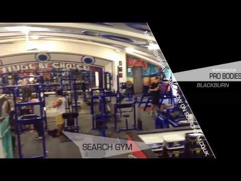 Gyms In Blackburn - Pro Bodies Take A Tour (SearchGym)