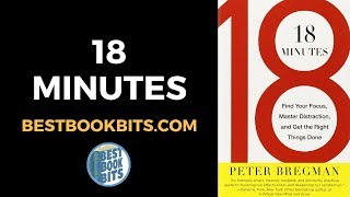 Скачать Peter Bregman 18 Minutes Book Summary