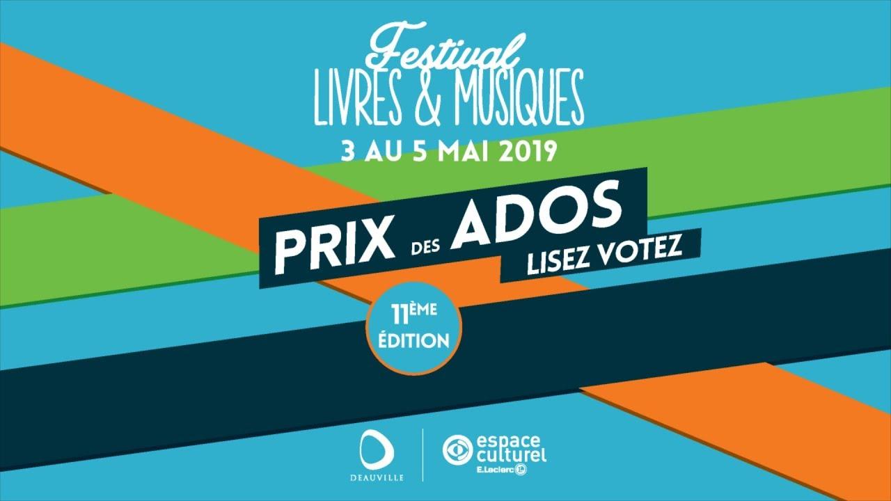 Prix Des Ados 2019