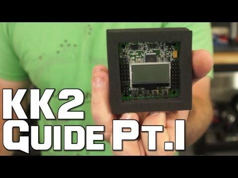 how to connect ppm to hobbyking kk mini