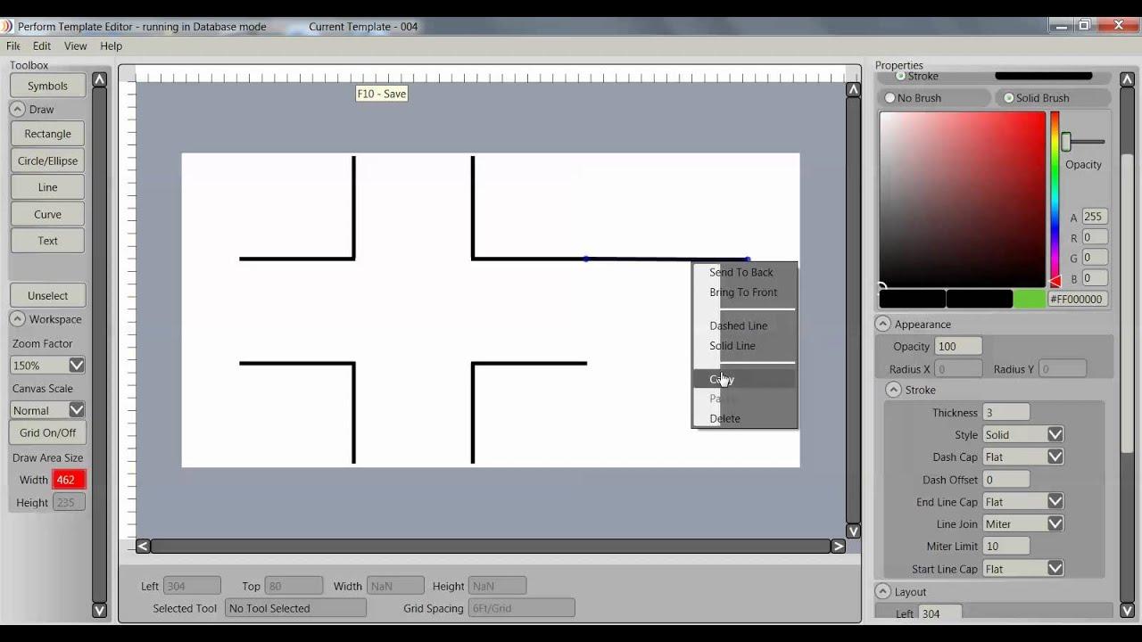 Perform Software: Diagram Templates Accident Diagrams