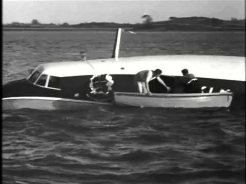 klm super constellation triton accident near shannon youtube