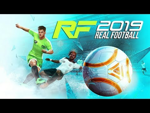 Real Football 2019 Android Offline 600MB Best Graphics