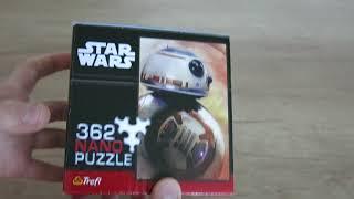 Пазли Зоряні війни, Nano puzzle Star Wars BB-8