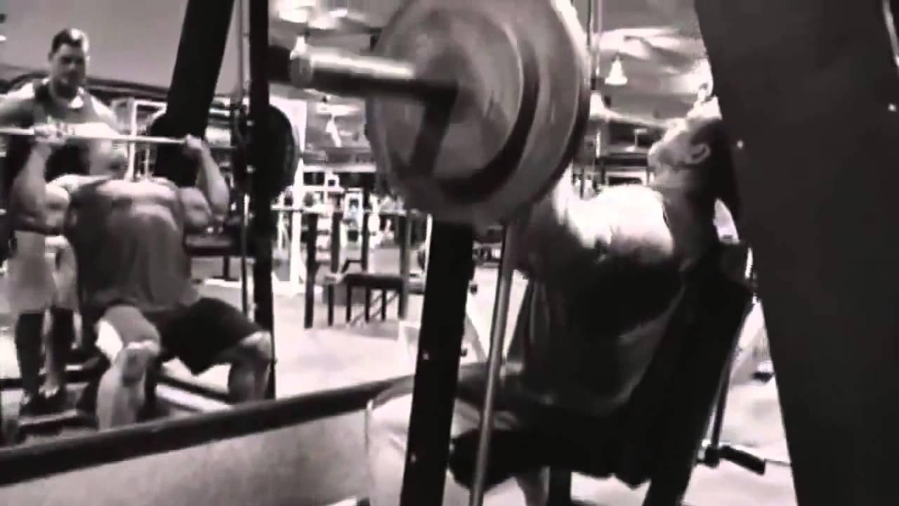 Train Hard Motivación Gym