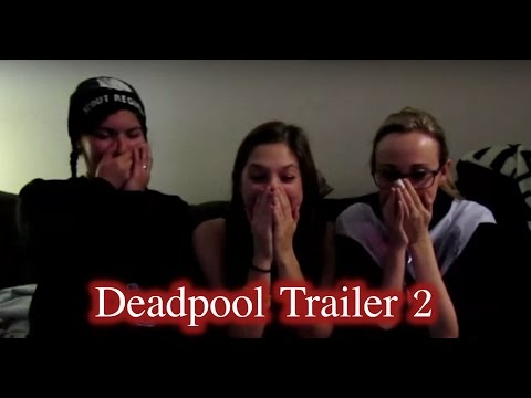 Deadpool Trailer 2