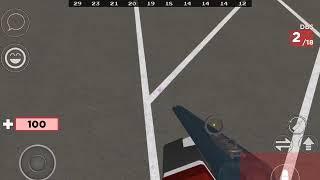 ROBLOX arsenal flying glitch