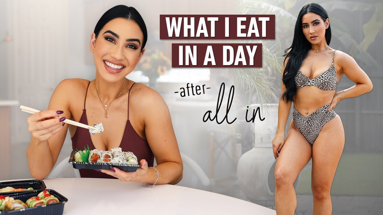What I Eat In A Day (Full Day Of Intuitive Eating)