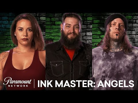 Keep Austin Inked: Elimination Tattoo - Sneak Peek | Ink Master: Angels (Season 1)