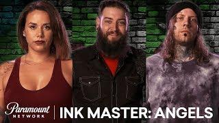 Keep Austin Inked: Elimination Tattoo - Sneak Peek | Ink Master: Angels (Season 1)
