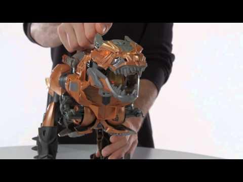 TRANSFORMERS 4 Россия ТВ ролик  Grimlock A6145