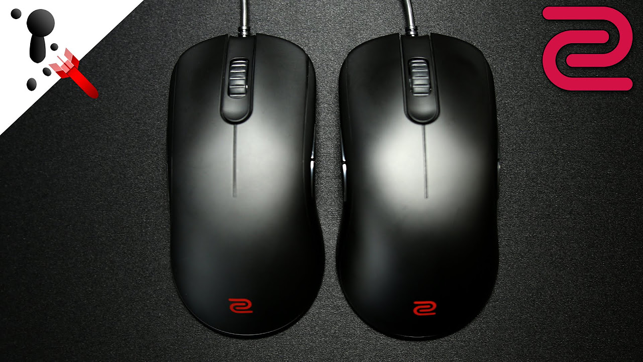 Zowie FK1 and FK1+ Review (BenQ 2016)