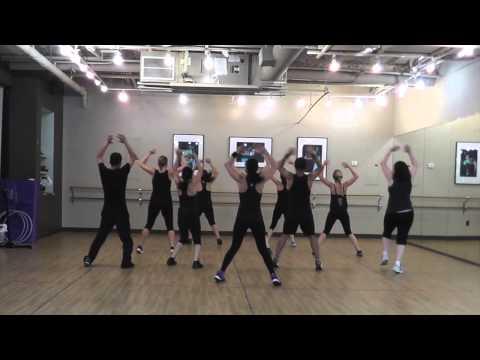 CALVIN HARRIS FEAT - LET'S GO - Choreo By Danielle