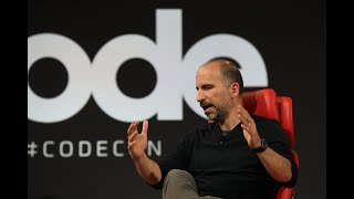 Dara Khosrowshahi: The future of work will be about the work itself, not about companies | Code 2018