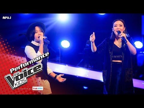 แซนดี้ - เรื่องที่ขอ - Blind Auditions - The Voice Kids Thailand - 23 Apr 2017