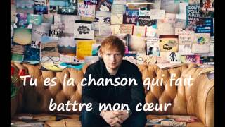 Ed Sheeran - All of the stars (Traduction française)