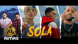 Khea Feat Myke Towers, Alex Rose, Dayme y El High - Sola (Vi...