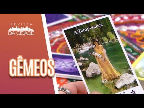 Previsão De Gêmeos 03/06 à 09/06 - Revista Da Cidade (04/06/18)