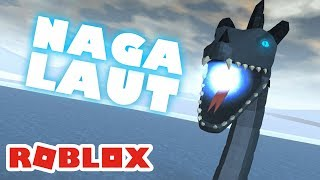 ROBLOX INDONESiA | FIRST Time NGELAWAN DRAGON 😭