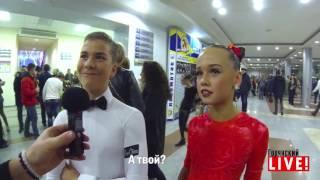 Ukr Dance Cup 2016! Монатик кружит бальный танец