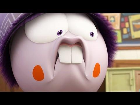 Funny Animated Cartoon | Spookiz Kong Kong's Magical Hat 스푸키즈 | Cartoon for Children