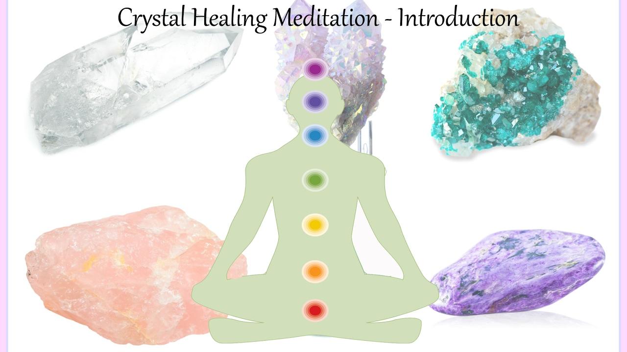 Crystal Healing Meditation for Divine Healing & Enlightenment