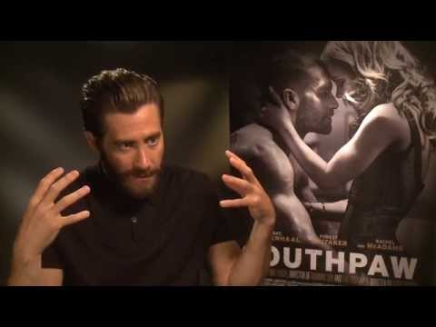 """Jake Gyllenhaal: """"Southpaw training turned me into an animal"""" - interview"""