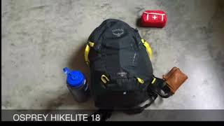 Osprey Hikelite 18