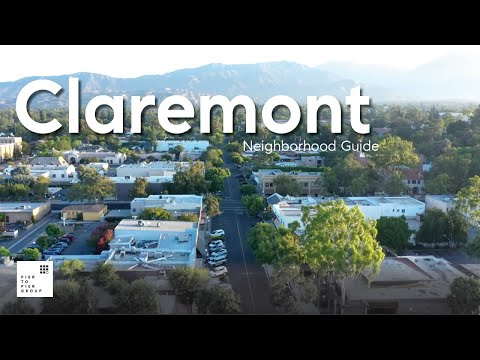 Claremont Village - Neighborhood Guide with Elena Vera