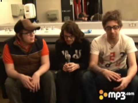 Fall Out Boy Interview on mp3.com