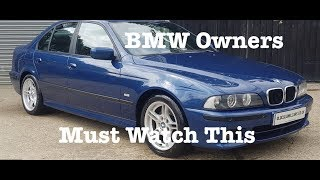 What to look for when buying a used BMW E46 or E39