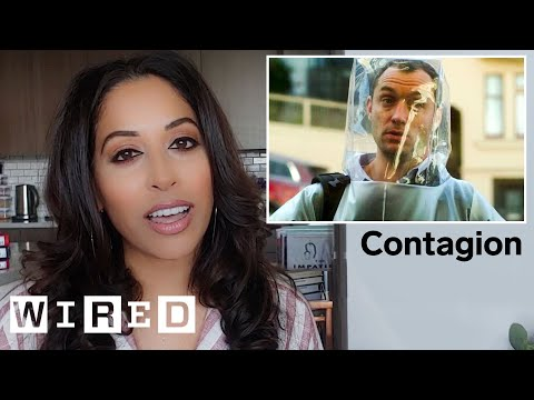 "Disease Expert Compares ""Contagion"" to Covid-19 