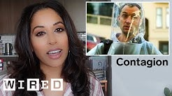 """Disease Expert Compares """"Contagion"""" to Covid-19   Cause + Control   WIRED"""