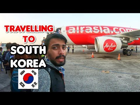 INDIAN Travelling to SEOUL, SOUTH KOREA !! K-POP CAPITAL