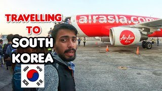 INDIAN Travelling to SEOUL, SOUTH KOREA !! K-POP CAPITAL