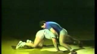 Steve Fraser - Double Leg-Hip Jam-Head In-Defense - US Camps - Wrestling