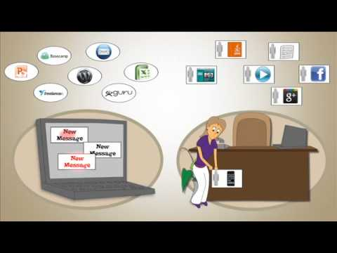 Animated Explainer Video For An Outsourcing Company