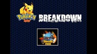Pokemon Mega Breakdown: How Server Race works!