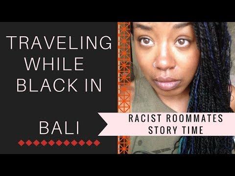 Being Black In Bali...Traveling While Black...Black Girl In Bali