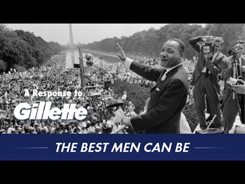 A Response to Gillette - The Best Men Can Be