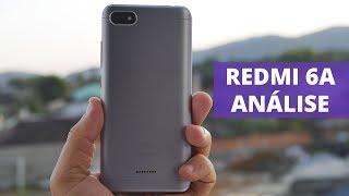 MELHOR CELULAR POR 440 REAIS - Xiaomi Redmi 6A [Review]