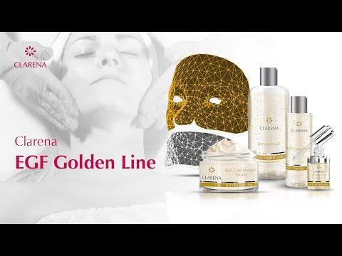 EGF Golden Line - zabieg z czynnikami wzrostu i złotem koloidalnym