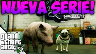 NUEVA SERIE DE MODS EN GTA V ONLINE! =D | BraxXter