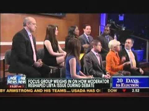 Bernard Whitman Discusses Candy Crowley's Moderation of 2nd President Debate