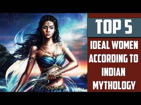 5 Ideal women according to Indian Mythology