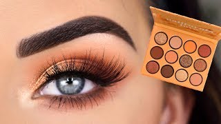 ColourPop California Love Eyeshadow Palette | Eye Makeup Tutorial
